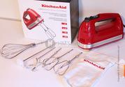 Надежный ручной миксер KitchenAid 9-Speed Hand Mixer
